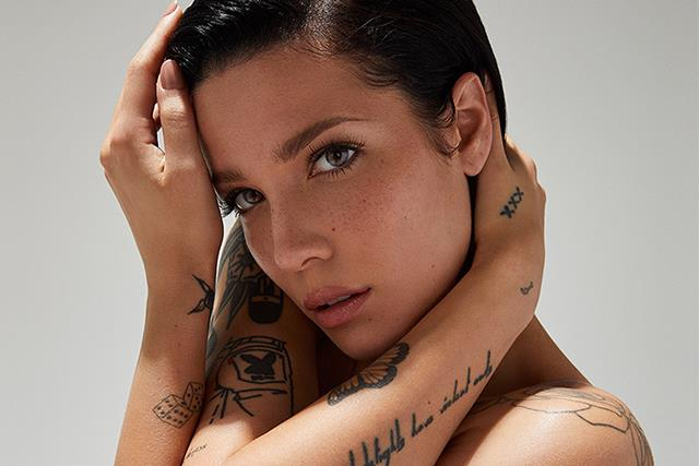 Halsey Explains Why She's Stopped Wearing Wigs (For Now)
