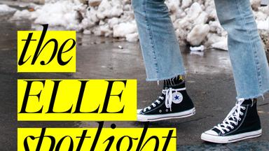 The ELLE Spotlight: Why Converse Are Cool Again