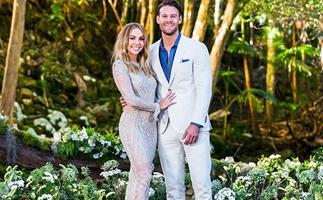 Angie and Carlin from 'The Bachelorette' Australia 2019.
