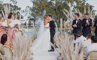 Every Photo From Steph Claire Smith's Dreamy Wedding To Josh Miller