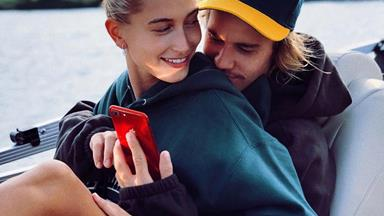 Justin Bieber's Birthday Present For Hailey Involved A Whole Lot Of Diamonds