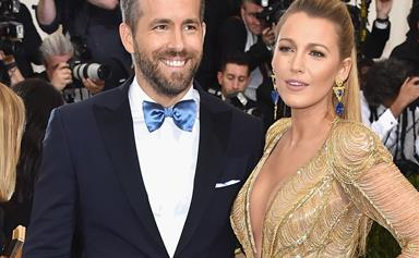 Ryan Reynolds Filmed A 'High' Blake Lively In The Hospital