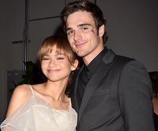 Zendaya and Jacob Elordi.