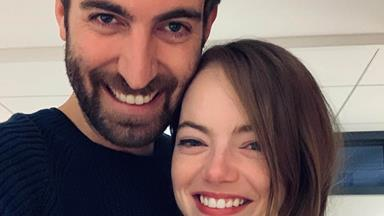 Emma Stone Is Engaged To Her Boyfriend Dave McCary