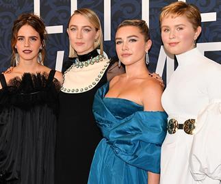 The cast of 'Little Women.'