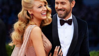 Blake Lively And Ryan Reynolds' Wedding Photos Have Been Banned From Pinterest