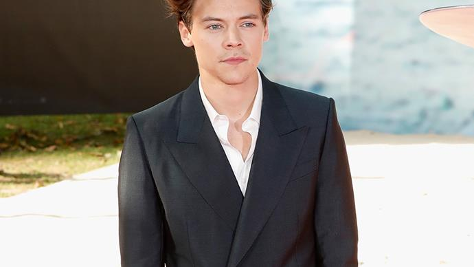 Harry Styles.