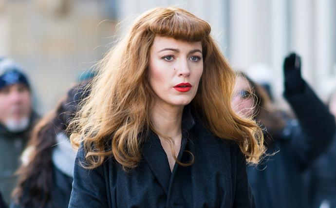 Blake Lively in 'The Rhythm Section' movie adaption of the book.