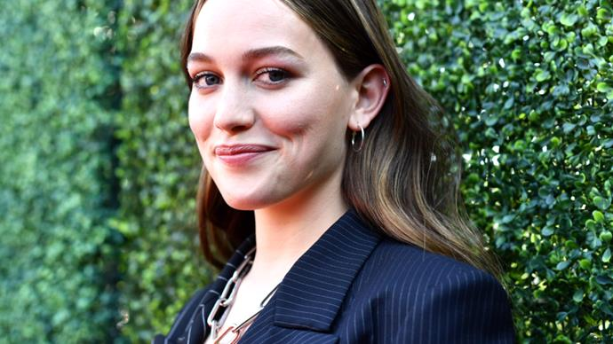Victoria Pedretti who plays Love Quinn in 'YOU' season two on Netflix.