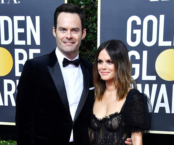 Rachel Bilson and Bill Hader Confirm Relationship