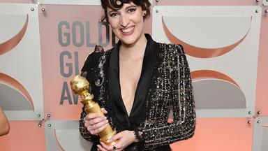 Phoebe Waller-Bridge Is Auctioning Her Golden Globes Suit To Raise Money For Australian Wildfires
