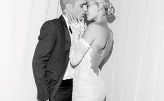 Justin Bieber wedding.