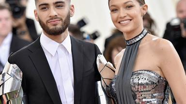 Gigi Hadid And Zayn Malik Are Officially Back Together
