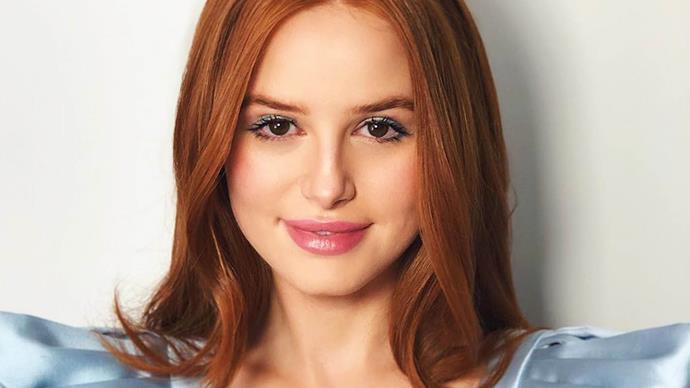 Madelaine Petsch.