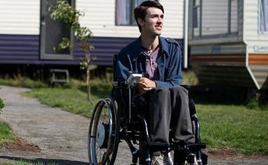 Meet 'Sex Education's' Isaac, Played By Real-Life Paraplegic George Robinson