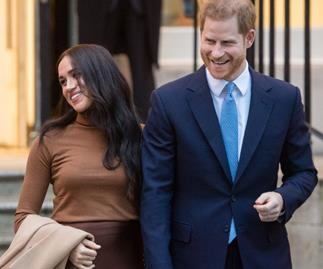 Meghan Markle And Prince Harry Are Giving Up Their Royal Titles