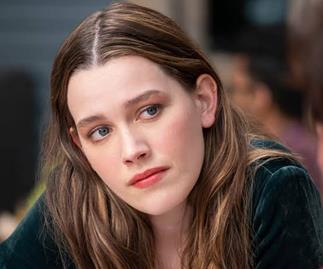 Love Quinn from You Season 2 played by Victoria Pedretti.