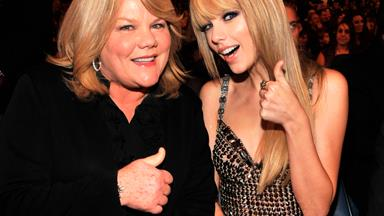 Taylor Swift Opens Up About Mother Andrea Swift's Brain Tumour Diagnosis