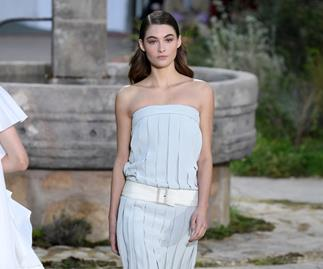 Chanel Haute Couture spring summer 2020.