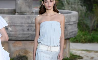 Are Low-Slung Belts Back? Chanel Says Yes