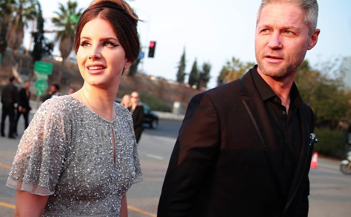 Lana Del Rey 2020 Grammys.