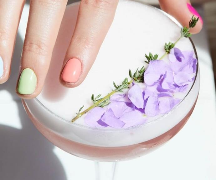 Echinacea Gin.