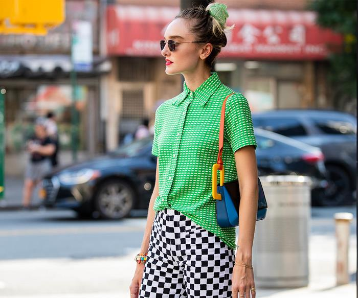 13 Ways To Embrace Summer's Short Sleeve Shirt Trend