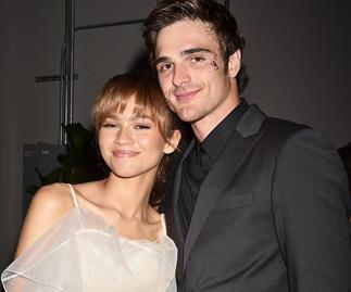Zendaya and Jacob Elordi.