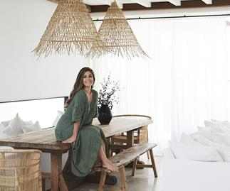 See Inside the Light-Filled Beach Home of 'Grace Loves Lace' Founder Megan Ziems