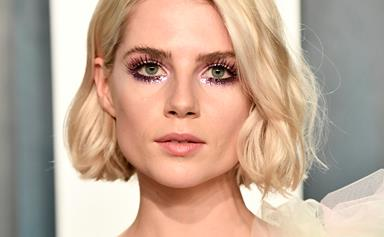Lucy Boynton is The Experimental Beauty Icon We Deserve