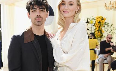 Sophie Turner And Joe Jonas Officially Welcomed Their First Child