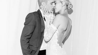 You Can Now Watch Justin Bieber Stumble Over His Wedding Vows To Hailey Baldwin