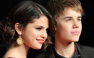 Justin Bieber Selena Gomez.