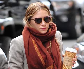 Mary Kate Olsen.