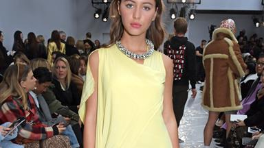 Iris Law Is A Rising Star To Watch At London Fashion Week
