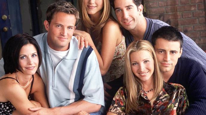 Friends TV Show.