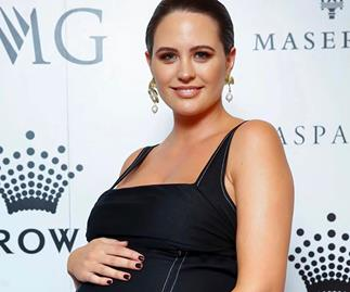 Jesinta And Buddy Franklin Welcome Their Baby Girl Into The World