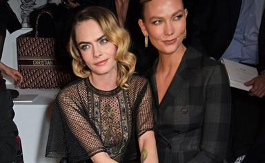 The Front Rows At Fashion Week Autumn/Winter 2020 Have Been A Majorly Star-Studded Affair