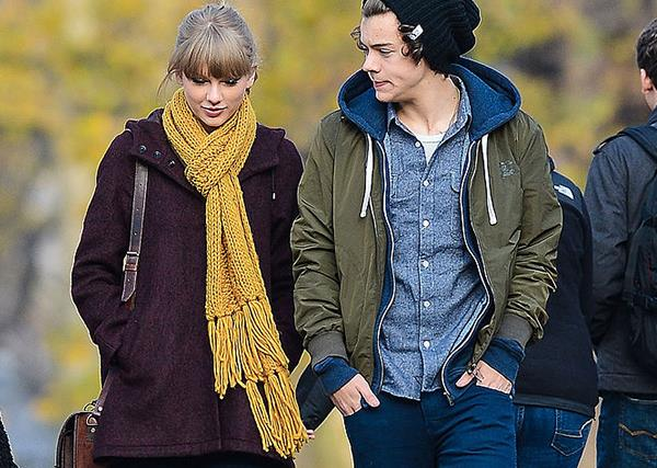 Harry Styles Is Now Happy To Discuss Taylor Swift's Songs About Him