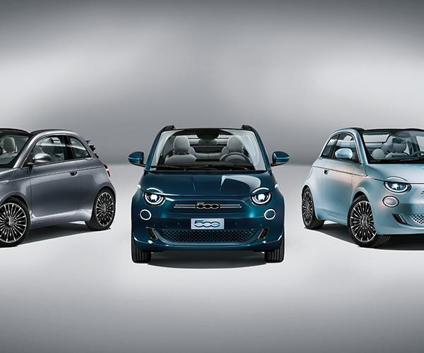 The New 2020 Fiat 500