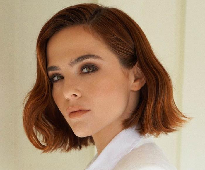 Celebrities With Bobs