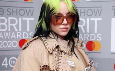 Billie Eilish Takes Off Her Shirt In Powerful Stance Against Body Shaming
