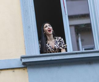 Quarantined Italians Are Fighting Social Isolation By Singing From Their Homes