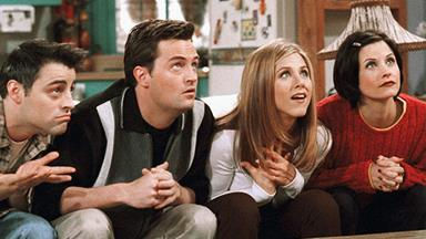 The Friends Reunion Is On A Break...For Now