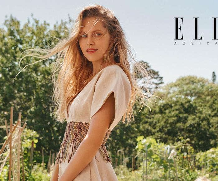 Cover Star Teresa Palmer Chooses Kindness Over Criticism