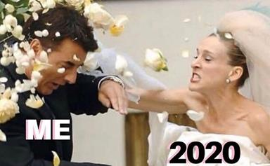 22 Memes About 2020 Being... A Lot