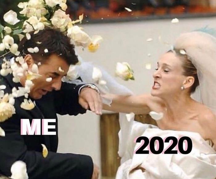 2020 memes.