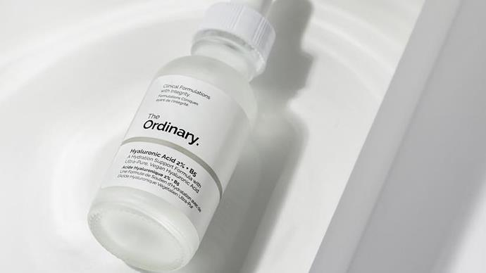 The Ordinary Hyaluronic Acid.