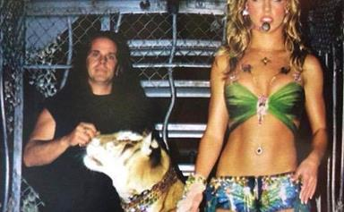 Britney Spears Hung Out With Two 'Tiger King' Cast Members And This Is The Crossover We Deserve