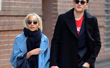 Karl Glusman Discusses The Super-Chill, Low-Key Way He Proposed To Zoë Kravitz
